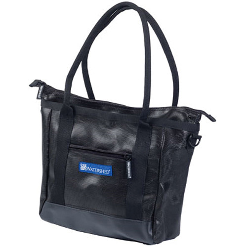 WATERSHED Tramp Mesh Tote (Small, Black)