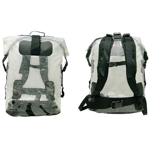 WATERSHED Westwater Backpack (Clear)