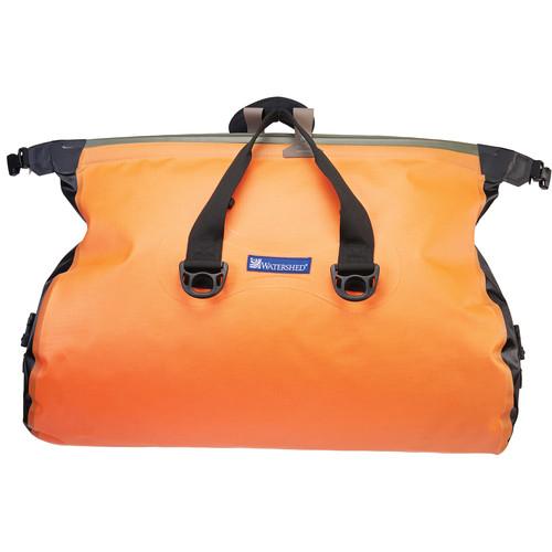 WATERSHED Yukon Duffel Bag (Orange)
