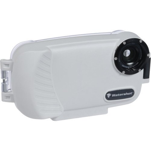 Watershot Underwater Housing for iPhone 5 (White)