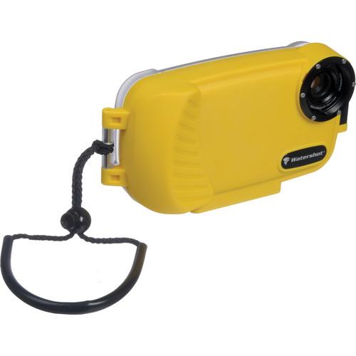 Watershot Underwater Housing for iPhone 5/5s/SE (Yellow)