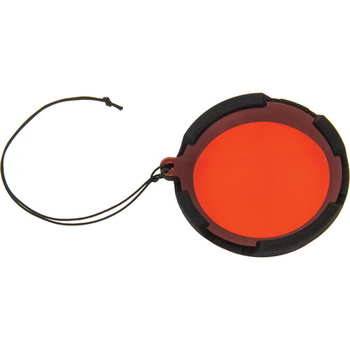 Watershot Red Filter for WSIP4-011 Wide Angle Lens