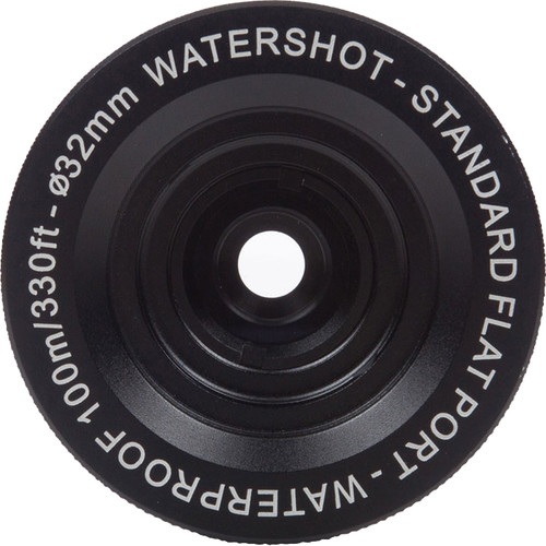 Watershot Standard Flat Port for All Watershot PRO Line Housings