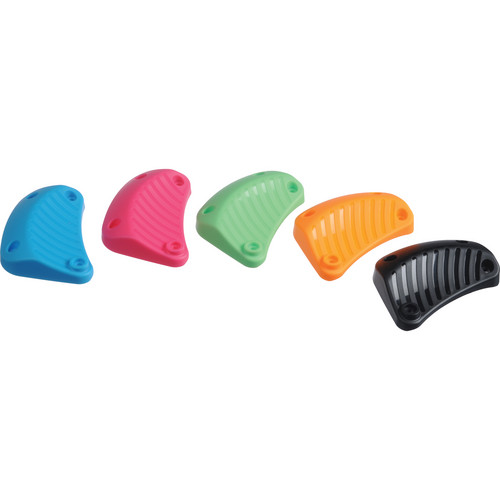 Watershot Colored Grips for Watershot PRO Underwater Housing for iPhone 5 (Multi-Color 5-Pack)