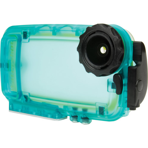 Watershot Splash Housing for iPhone 5/5s/5c/SE (Aqua)