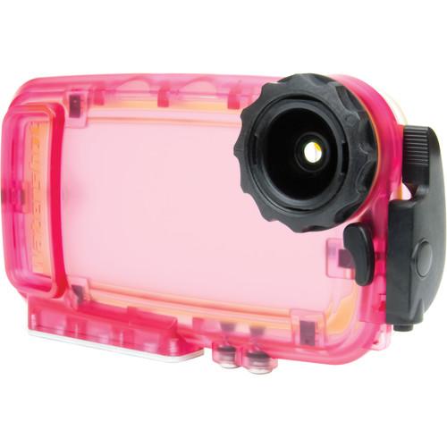 Watershot Splash Housing for iPhone 5/5s/5c/SE (Pink)