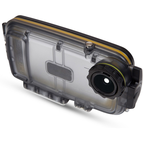 Watershot Splash Housing Kit for iPhone 6/6s (Black)