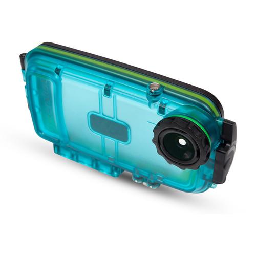 Watershot Splash Housing Kit for iPhone 6/6s (Cyan)