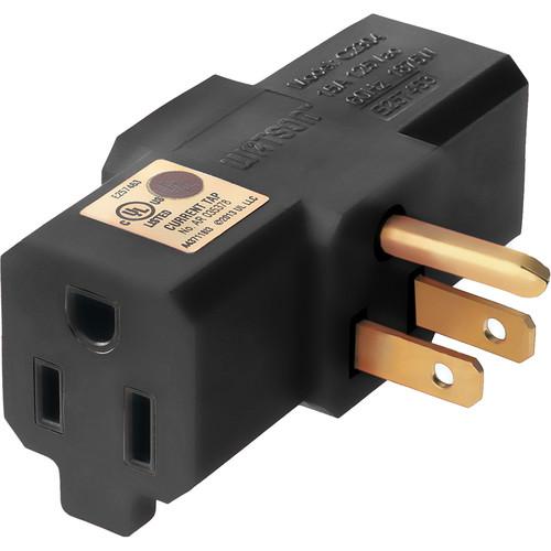 Watson Tri-Tap Power Adapter (Black)