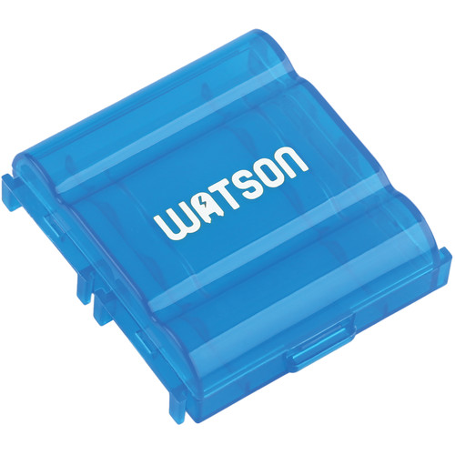 Watson Case for 4 AA or AAA Batteries