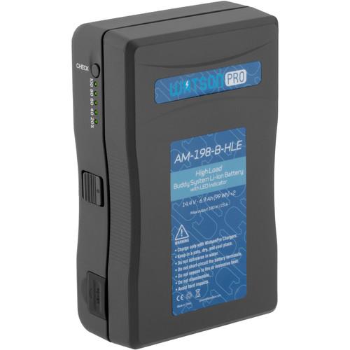 Watson Pro Buddy System High-Load GoldMount Battery