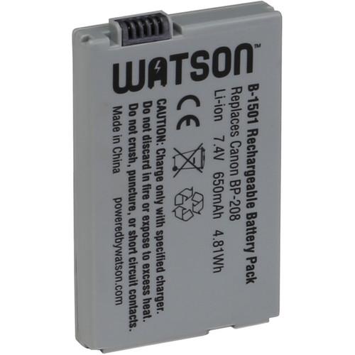 Watson BP-208 Lithium-Ion Battery Pack (7.4V, 650mAh)