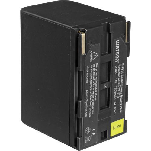 Watson BP-970 Lithium-Ion Battery Pack (7.4V, 7800mAh)