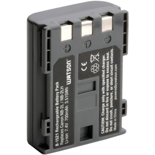 Watson NB-2LH Lithium-Ion Battery Pack (7.4V, 700mAh)