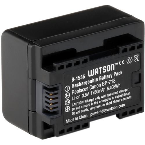 Watson BP-718 Lithium-Ion Battery Pack (3.6V, 1780mAh)