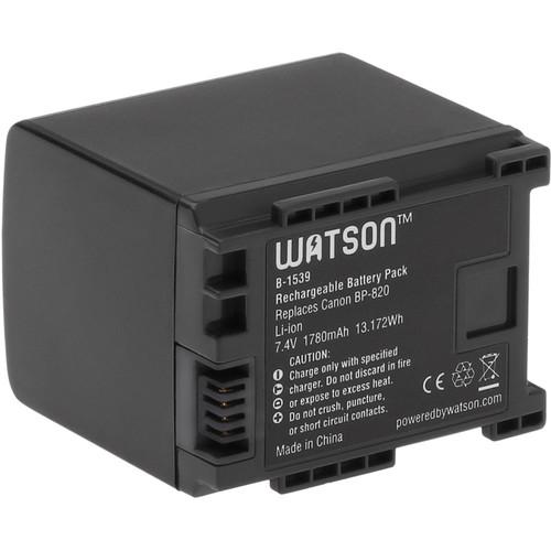 Watson BP-820 Lithium-Ion Battery Pack (7.4V, 1780mAh)