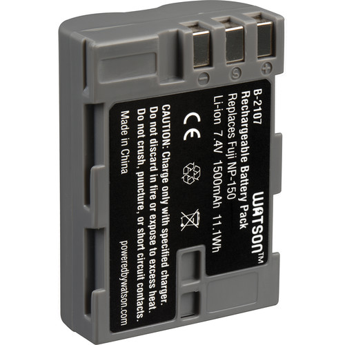 Watson NP-150 Lithium-Ion Battery Pack (7.4V, 1500mAh)