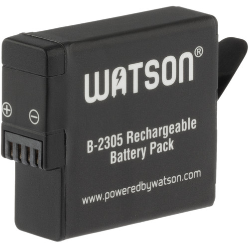 Watson Rechargeable Battery for HERO5 Black and HERO6 Black