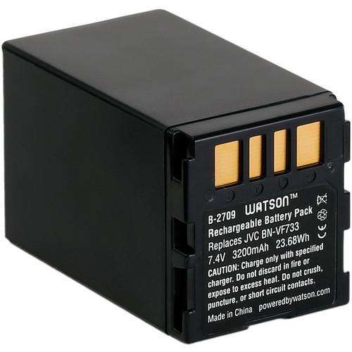 Watson BN-VF733 Lithium-Ion Battery Pack (7.4V, 3200mAh)