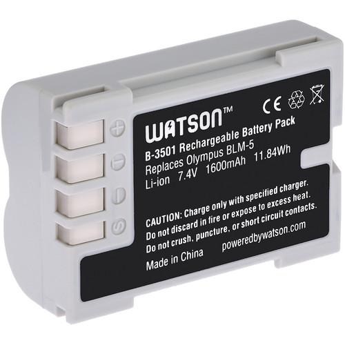 Watson BLM-5 Lithium-Ion Battery Pack (7.4V, 1600mAh)
