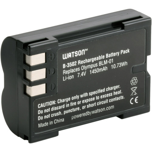 Watson BLM-1 Lithium-Ion Battery Pack (7.4V, 1450mAh)