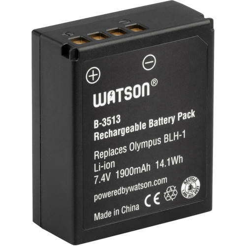 Watson BLH-1 Lithium-Ion Battery Pack (7.4V, 1900mAh)