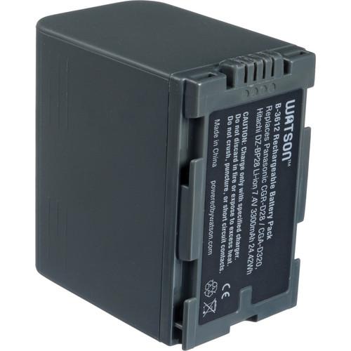 Watson CGR-D28 Lithium-Ion Battery Pack (7.4V, 3300mAh)
