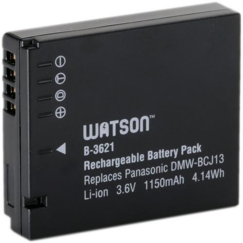 Watson DMW-BCJ13 Lithium-Ion Battery Pack (3.6V, 1150mAh)