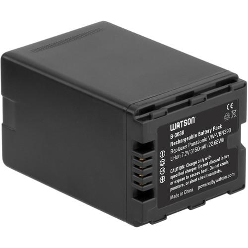 Watson VW-VBN390 Lithium-Ion Battery Pack (7.2V, 3150mAh)