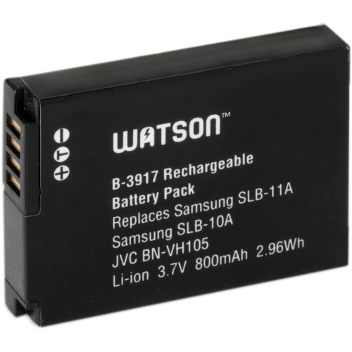 Watson SLB-11A Lithium-Ion Battery Pack (3.7V, 800mAh)