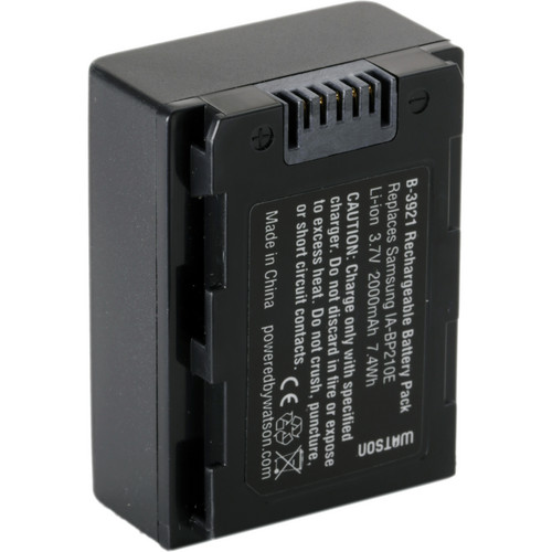 Watson IA-BP210E Lithium-Ion Battery Pack (3.7V, 2000mAh)