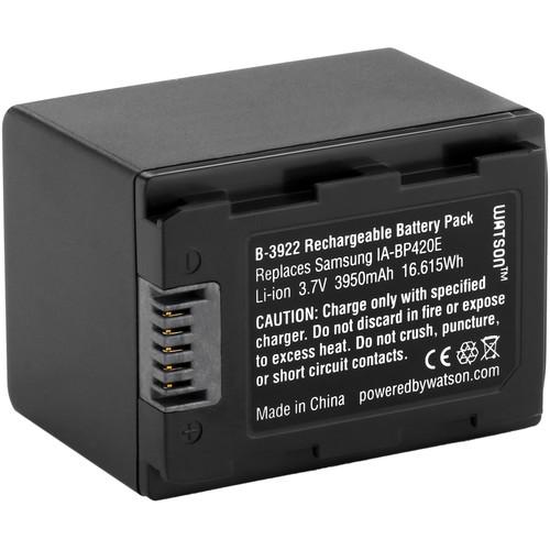 Watson IA-BP420 Lithium-Ion Battery Pack (3.7V, 3950mAh)