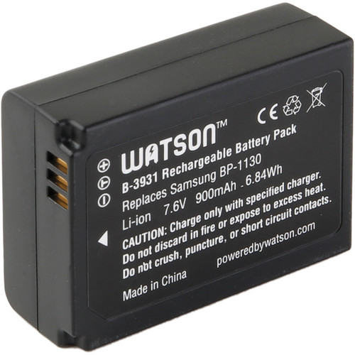 Watson BP-1130 Lithium-Ion Battery Pack (7.6V, 900mAh)