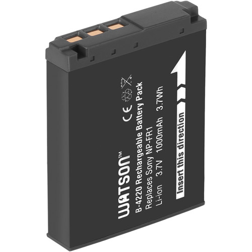 Watson NP-FR1 Lithium-Ion Battery Pack (3.7V, 1000mAh)