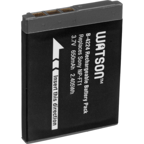 Watson NP-FT1 Lithium-Ion Battery Pack (3.7V, 650mAh)