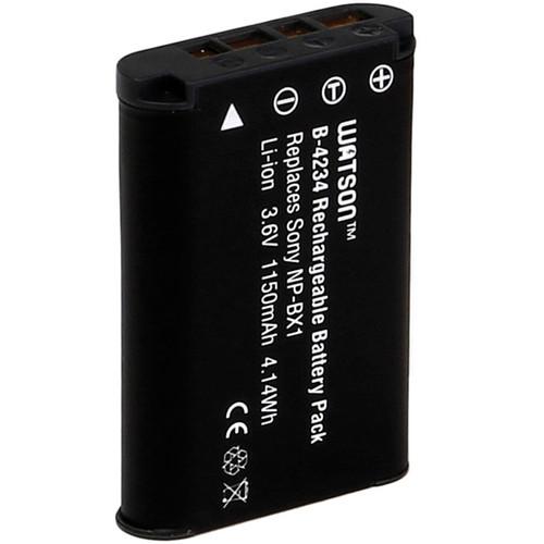 Watson NP-BX1 Lithium-Ion Battery Pack (3.6V, 1150mAh)