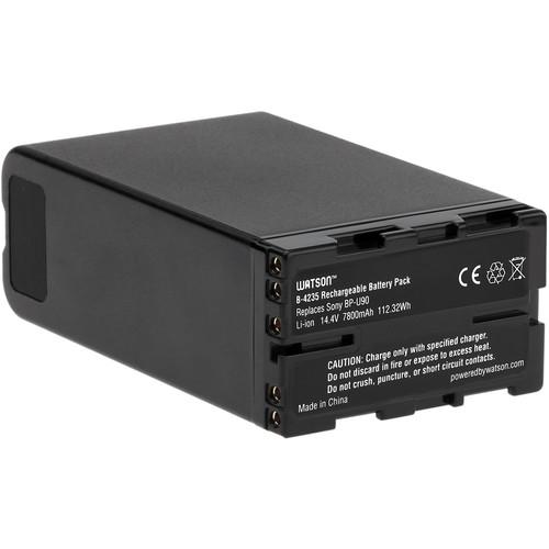 Watson BP-U90 Lithium-Ion Battery Pack (14.4V, 7800mAh)