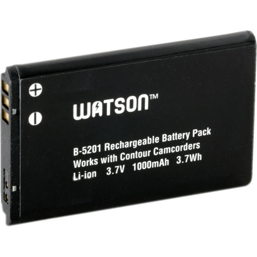 Watson BP-CO Lithium-Ion Battery Pack (3.7V, 1000mAh)