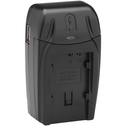 Watson Compact AC/DC Charger for BP-800 Series Batteries
