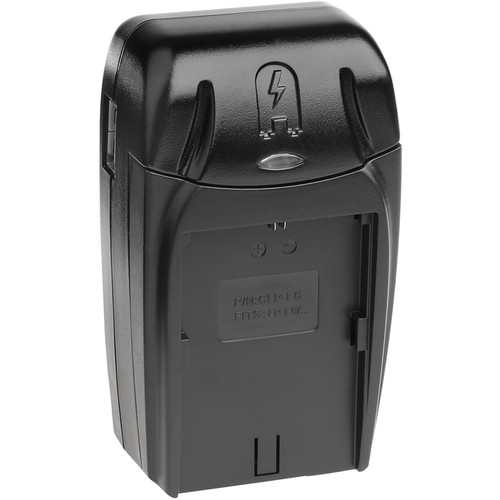 Watson Compact AC/DC Charger for LP-E6 & LP-E6N Battery
