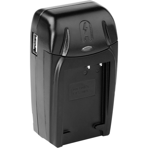 Watson Compact AC/DC Charger for NB-7L Battery