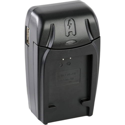 Watson Compact AC/DC Charger for NB-11L Battery