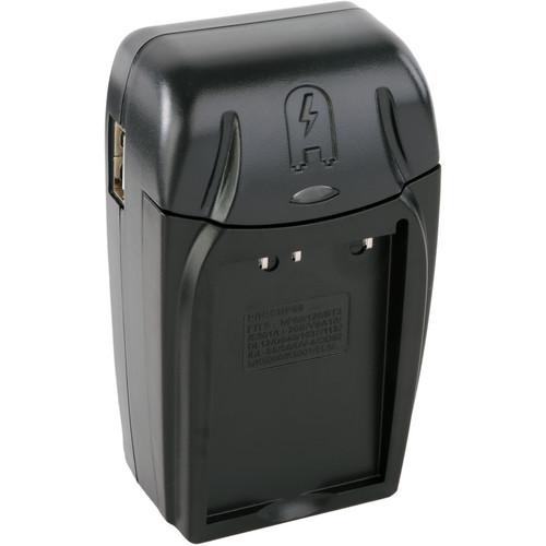 Watson Compact AC/DC Charger for NP-60, EN-EL5 & LI-20B Battery