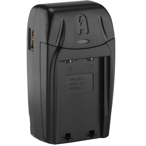 Watson Compact AC/DC Charger for EN-EL1 or NP-800 Battery