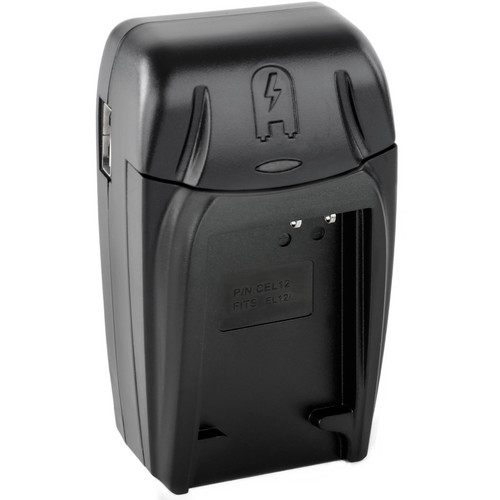 Watson Compact AC/DC Charger for EN-EL12 Battery