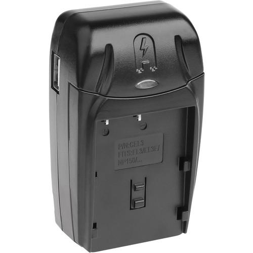 Watson Compact AC/DC Charger for EN-EL3/EN-EL3e or NP-150 Battery