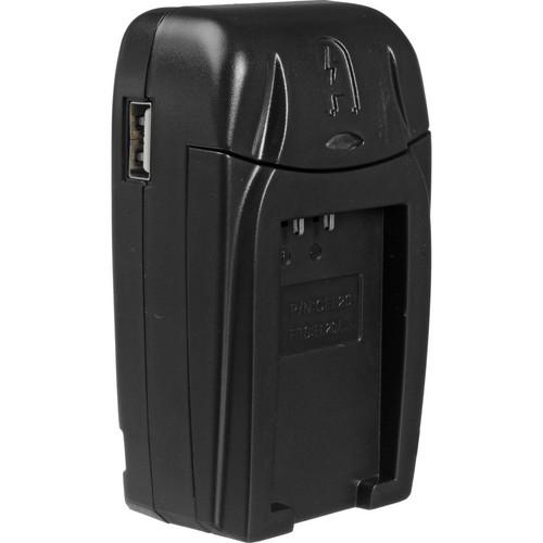 Watson Compact AC/DC Charger for EN-EL20 or EN-EL20a Battery