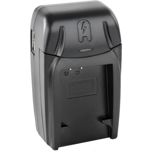 Watson Compact AC/DC Charger for LI-50B / VW-VBX090 / D-Li88 Battery