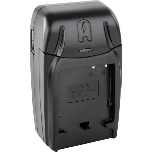 Watson Compact AC/DC Charger for DMW-BLE9, DMW-BLG10, or BP-DC15 Battery