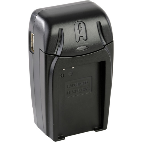 Watson Compact AC/DC Charger for ContourHD Battery